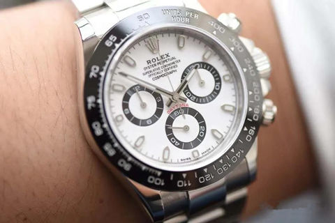 Replica Rolex Daytona 116500LN Panda Watch