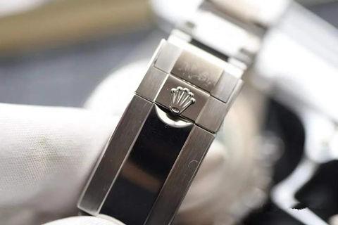 Replica Rolex Daytona 116500LN Panda 904L steel strap