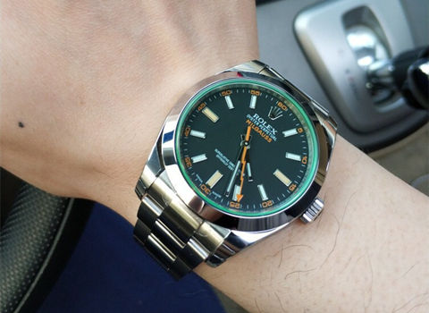 1:1 Rolex Milgauss Replica Watch
